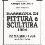 resarte_1994_Locandina_22_mag_1994_1