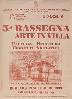 resarte_1999_Locandina_18_19_set_1999_1