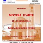 resarte Mostra 16-25 apr 2011