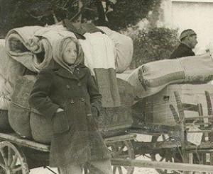 Esodo delle popolazioni Giuliane, Istriane e Dalmate ala fine del secondo conflitto mondiale.<br /><br /><br /> In ricordo vittime delle foibe